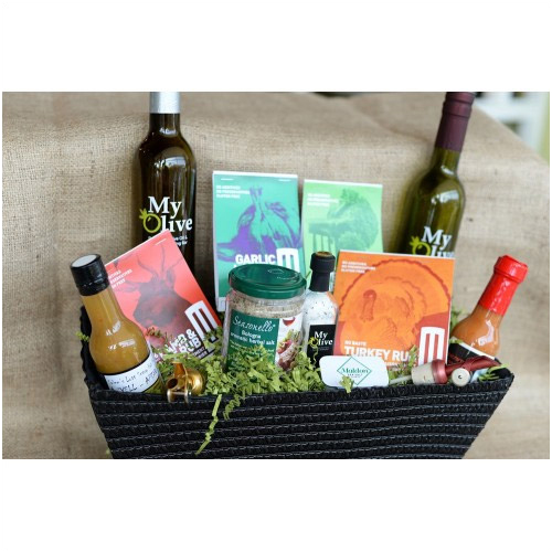 Culinary Delight  Basket