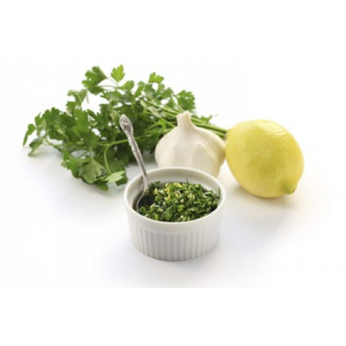 Gremolata - Flavoured Olive Oil