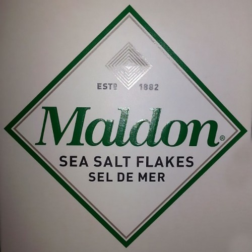 Maldon Flaked Sea Salts -  240 g Box