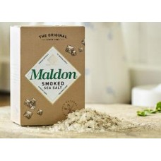 Smoked Maldon Flaked Sea Salts -  125 g Box