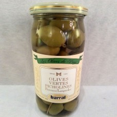 Picholine Olives (Whole)