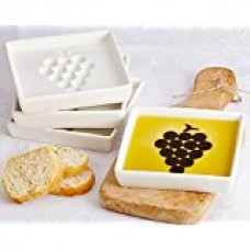 Vineyard Olive Oil and Vinegar dipping dish